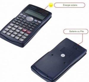 energie calculatrice collège
