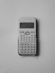 calculatrice scientifique collège